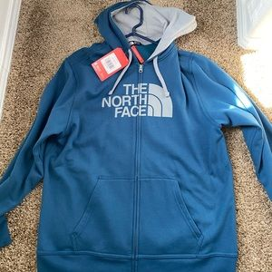 NWT The North Face Full Zip Hoodie